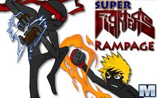 Super Fighters Rampage – Microjogos